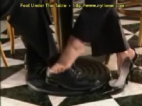 Feet Under The Table - The N.1 Resource for female feet seduction 